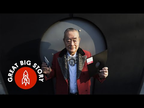 Meet Japan's Most Prolific Inventor