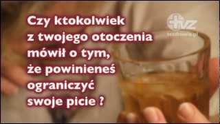 Jak sprawdzić czy mam problem z alkoholem. dr med. B. Woronowicz dla TVzdrowie