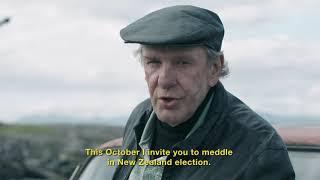 В Новой Зеландии людей заставляли идти на выборы, пугая россиянином, который украдет голоса