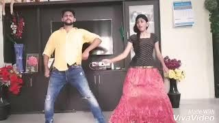 Jigelu rani dance video by rd | Rangasthalam movie