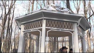 Общественность района проверила реконструкцию в городском парке
