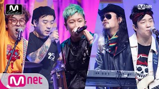 [CRYING NUT - Luxembourg+MAL DAL RI ZA+Oh! What a Shiny Night] Studio M Stage | M COUNTDOWN 200924