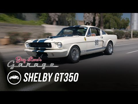 Original Venice Crew's 1965 Shelby GT350 Competition Continuation – Jay Leno's Garage
