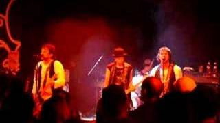 The Trews:  Paranoid Freak, Live in Barrie