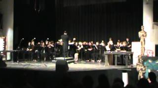 Nepean High School Senior Band - Barry Manilow tribute