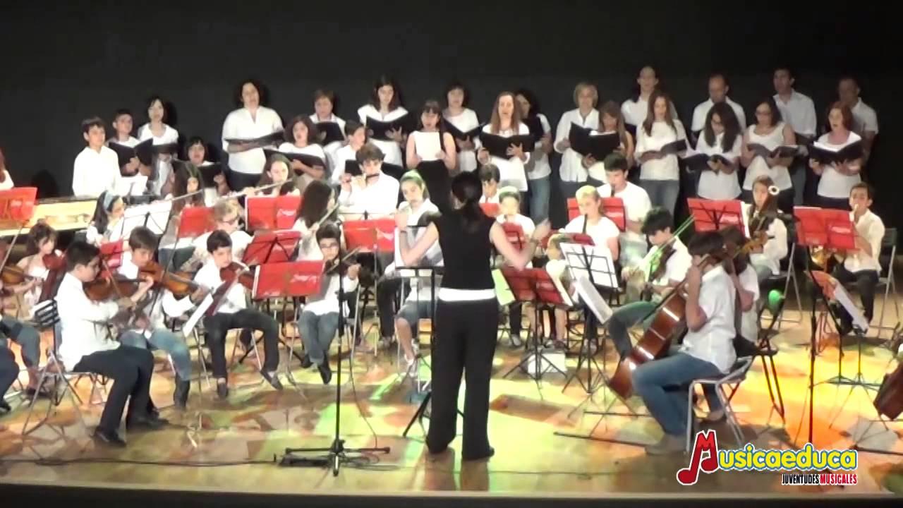 Dry your tears, Áfrika - Orquesta y Coro Musicaeduca Juventudes Musicales