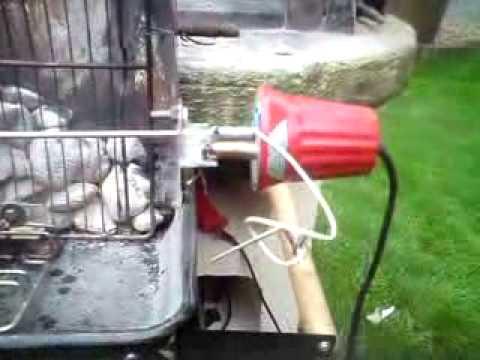 Grillmotor