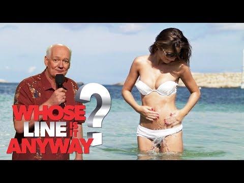 Slepé zpravodajství: Sexy reportáž - Whose Line Is It Anyway?