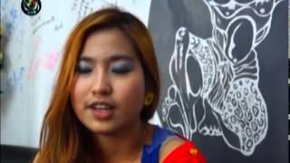 DVB -25-07-2014 Female Tattoo Artist