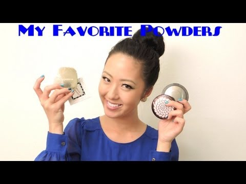 REVIEW: My Favorite Powders – Powder Foundations, Pressed/Travel Compacts, Loose Setting Powders