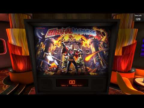 Williams ROMs sped up? :: Pinball FX3 General Discussions