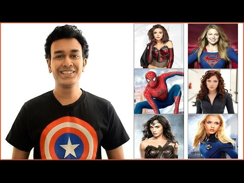Magician predicts Superhero YOU end on!