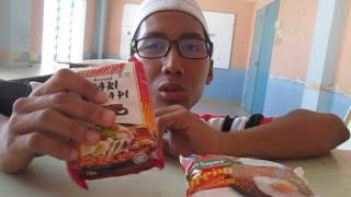 Comparison Between Mamee And Indo Mee Instant Noodle