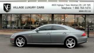 preview picture of video '2010 Mercedes-Benz CLS 550 - Village Luxury Cars Toronto'