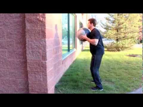 Fitivity Fitness: Medicine Ball Chest Pass (GetFitivity.com)