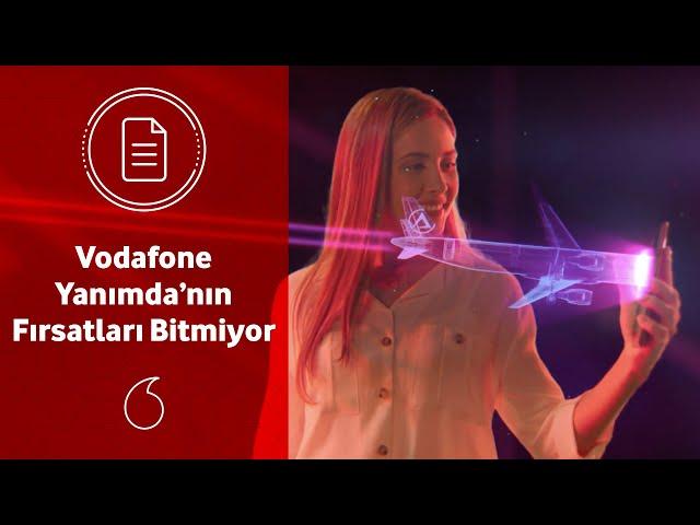 Vodafone Yanımda şimdi Fırsatlar Dünyası'nın kapılarını aralıyor!