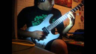 Chelsea Grin - Calling In Silence Cover Solo