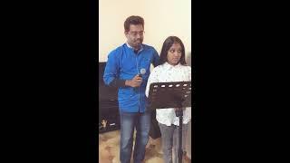 Yenadi nee enna ippadi by Ravishan and R Dhuvasi