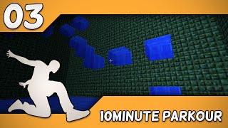 HULLUIN KAKSIKKO!?  | 10 Minute Parkour W Glyffi