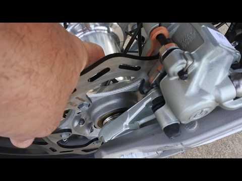 2020 KTM 300 XC-W TPI in La Marque, Texas - Video 1