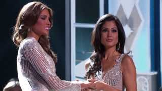 Miss Universe 2013 crowning moment- Gabriela Isler