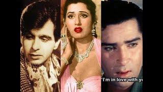 Madhubala I Dilip Kumar I Shammi Kapoor : why Shammi Sacrificed his Love 4 Dilip Sahab
