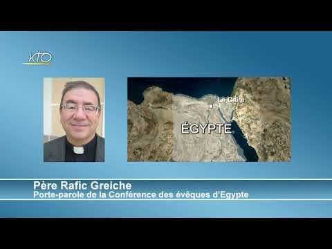 Réaction du père Rafic Greiche à l'attentat du 29 décembre 2017 au Caire