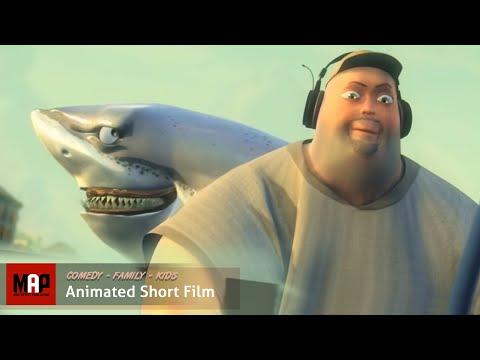 Funny CGI 3d Animated Short Film ** BIG CATCH ** Hilarious CGI Animation Kids Cartoon by Moles Merlo