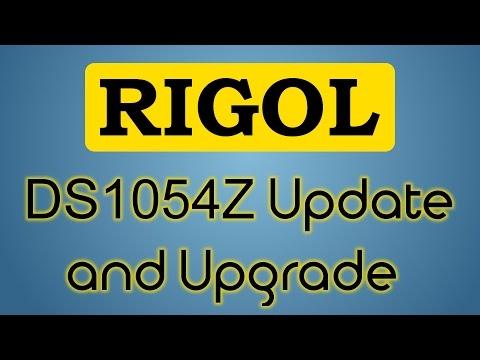 Oscilloscopes Mixed Domain RIGOL