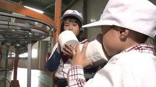 トイレットペーパーの完成 トイレットペーパー工場見学3 Toilet paper factory tour