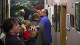Video Emil Matera - video reportáž z vernisáže v galerii Lara