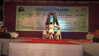 "Winner at Zonal Level Dance Competition ""Vitthal Dindi"""