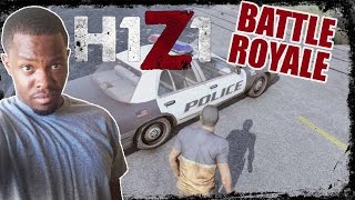 H1Z1 Battle Royale Gameplay - PICKLE TO THE RESCUE! | H1Z1 PC Gameplay