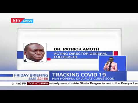 Tracking covid-19: MoH hopeful of flat curve soon; ministry says protocols bearing fruits