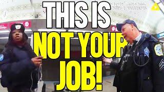 Officer Arrests Officer At Crime Scene