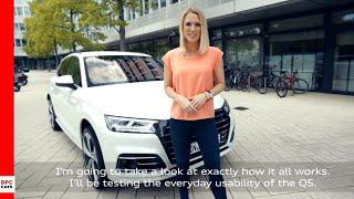 2020 Audi Q5 Plug in Hybrid 55 TFSI e Test Drive