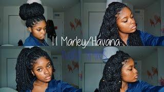 11 Marley/Havana Twists Styles