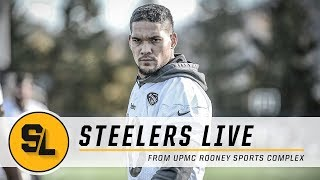 Update on James Conner, What to Watch for in Jacksonville | Steelers Live