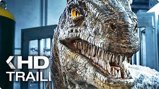 JURASSIC WORLD 2 Trailer 3 German Deutsch (2018)