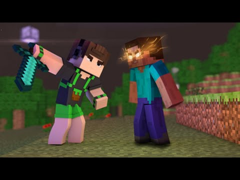 Minecraft: INVOQUE O HEROBRINE !! (SEM MODS!) ‹ NO MODS Command Block ›