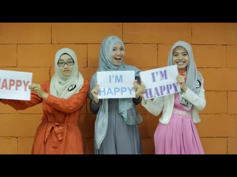 Pharrell - Happy Beautiful Indonesia Muslim #DAUKYDreamGirls 2015