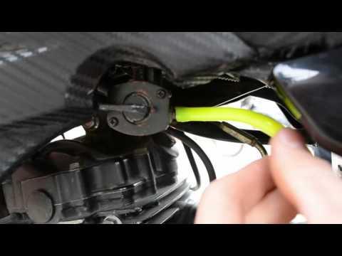 Kreidler Supermoto 125//Benzinschlauch wechsel//MZ SM 125