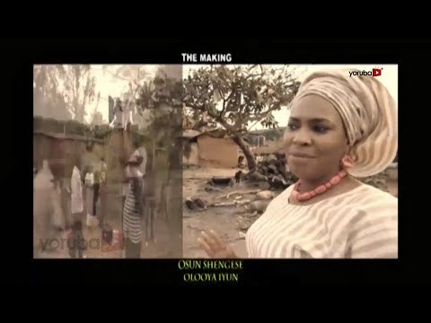 Osun Sengese Yoruba Movie  The Making (Behind the scene)