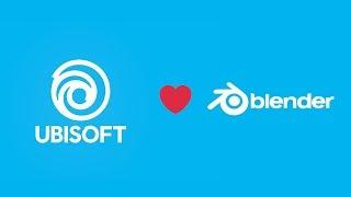 Ubisoft Blender Vakfına Katıldı