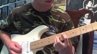 America Fuck Yeah: Guitar Cover, Team America, Full Song