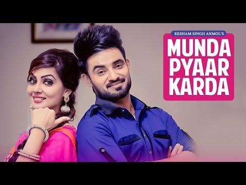 Munda Pyar Karda mp4 video song download