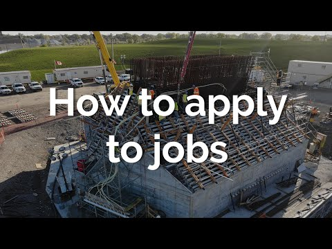 Job Opportunities on the Gordie Howe International Bridge Project