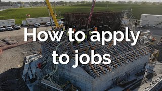 Job Opportunities on the Gordie Howe International Bridge Project