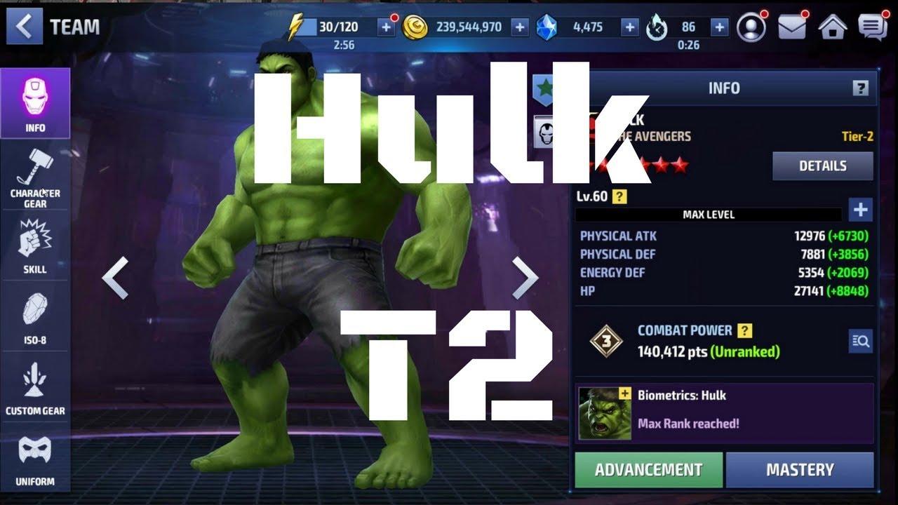 รีวิว Hulk T2
