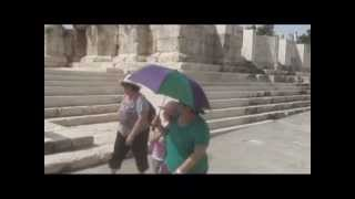 preview picture of video 'The full story of Beit (Bet, Beth) She'an- A Magnificent Decapolis City (Roman & Byzantine)'